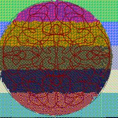 circle abstraction 1