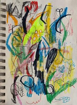 sketchbook abstraction