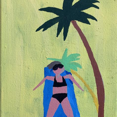 HAWAIIAN BEACH SUNBURN FUN BABE (NOT CLICKBAIT!)
