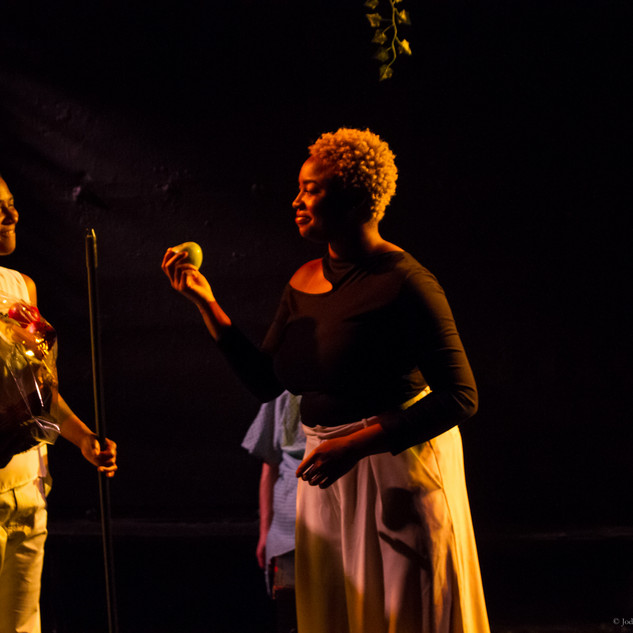 Bathsheba's Psalms photo by Jody Christo