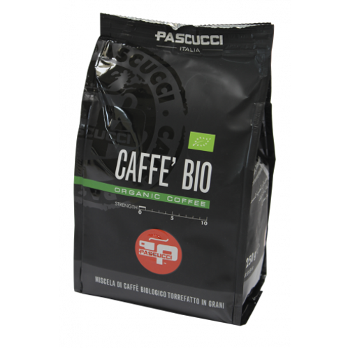 ORGANIC coffee ground 250g