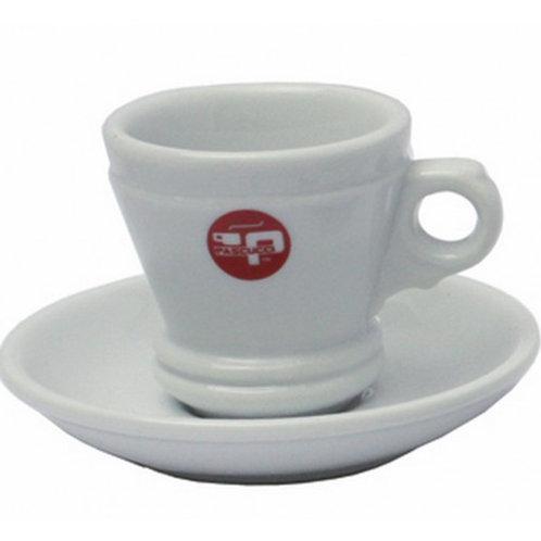 ESPRESSO CUP (6 CUPS +6 SAUCERS)