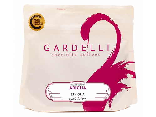 Gardelli Speciality Coffees - ARICHA/ETHIOPIA - Heirloom/Natural