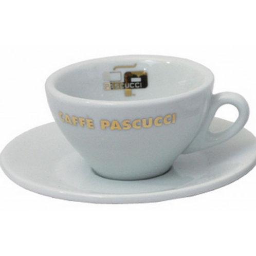 ESPRESSO CUP (6 CUPS + 6 SAUCERS)