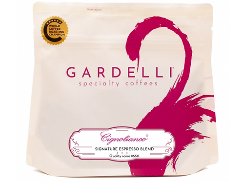 Gardelli Speciality Coffees -CIGNOBIANCO® SIGNATURE BLEND