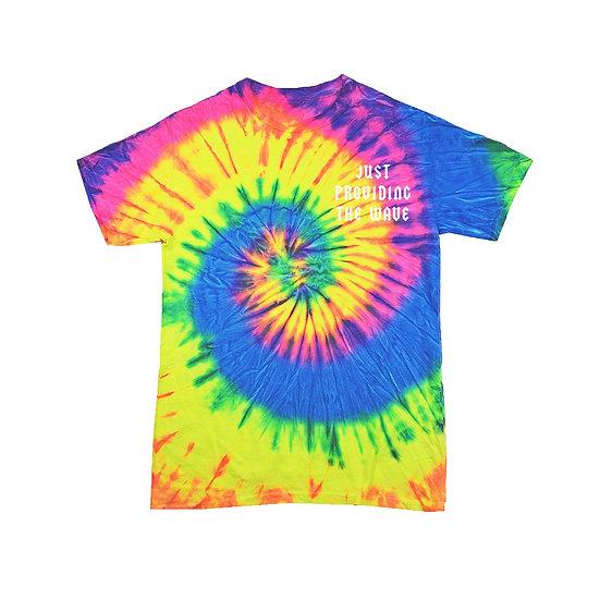 "Tie-Dye ""WAVE"" T-shirt"