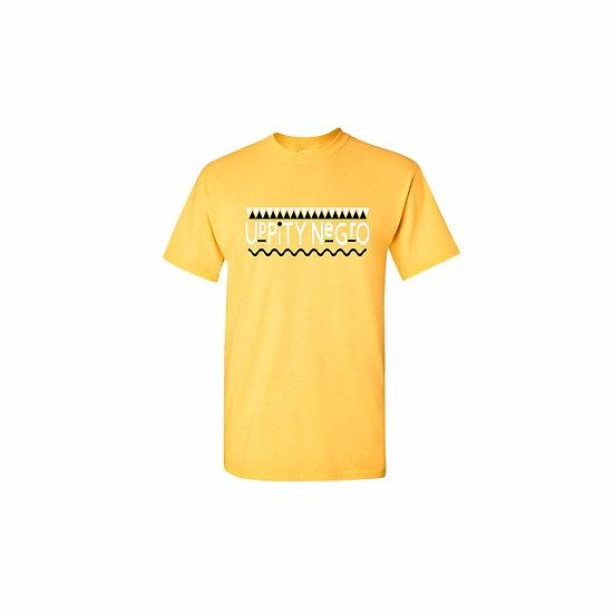 """Yellow """"Uppity Negro"""" T-shirt"""