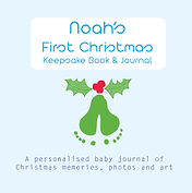 NOAH Baby's First Christmas Cover_web.jp