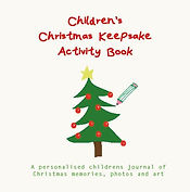 Children's Christmas Activity Cover Imag