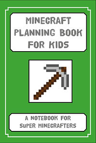 Minecraft Book Cover - standard FINAL_we