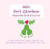 ISLA Baby's First Christmas Cover_web.jp