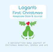 LOGAN Baby's First Christmas Cover_web.j