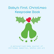 Baby's First Christmas Cover BLUE FINAL_