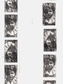 Autoportrait, photomaton