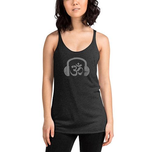 Zen That Beat Logo - Women's Racerback Tank