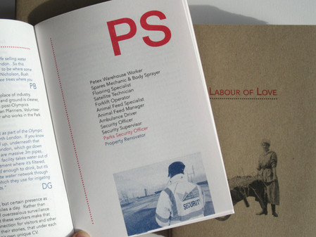 Labour of Love Publication