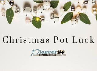 Family/Community Christmas Potluck