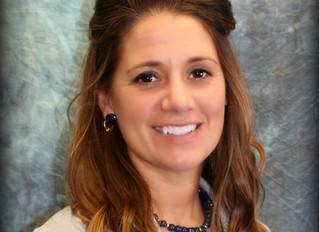 Welcoming New Administrator, Erica Salsbury!