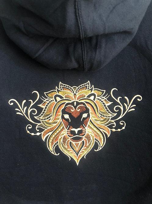 Lion w/ Glow in the Dark Eyes Unisex Tee