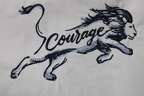 """""""Courage"""" Unisex Tee"""