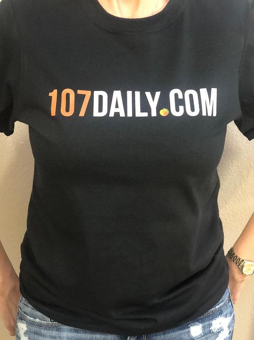 107Daily.com Tee