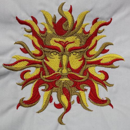 Sun God Unisex Hoodie