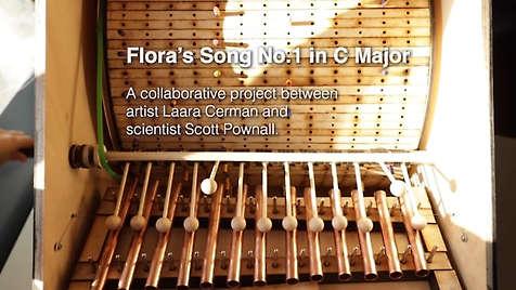 FLORA'S SONG NO. 1 IN C MAJOR