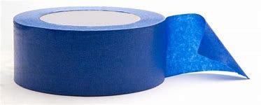 "2"" Blue Masking Tape"