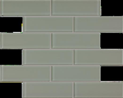 "POM Brick Serenity Sage 2"" x 6"""