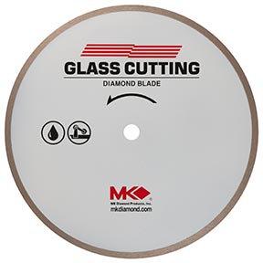 MK-215GL Premium Grade Metal Bond Blade for Glass