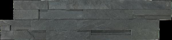 "Ledgerstone Coal Splitface 6"" x 24"""