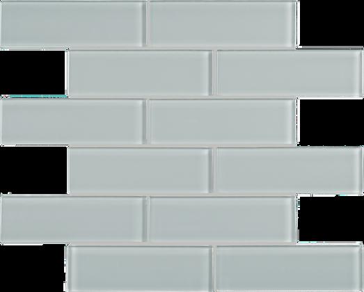 "POM Brick Quiet Gray 2"" x 6"""