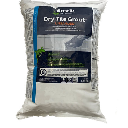 5# French Gray Unsanded Grout H142
