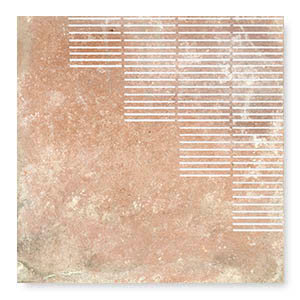 """Chateau Cotto Lines 7"""" x 7"""""""