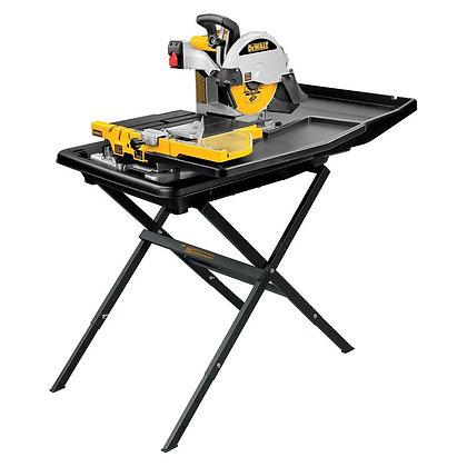D24000S Dewalt Wet Tile Saw & Stand