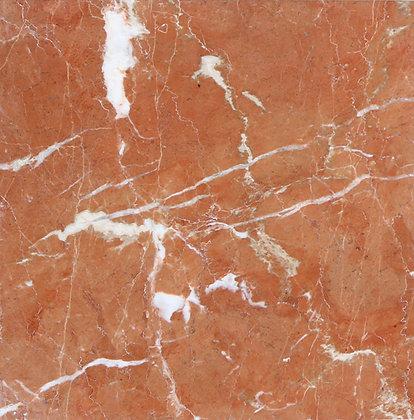"""Rojo Alicante Marble 12"""" x 12"""""""