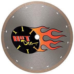 MK-225 Premium Diamond Blade (Hot Dog)