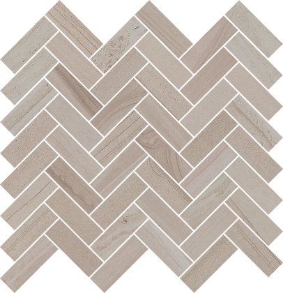 "Sequence Drift 1""x3"" Herringbone"
