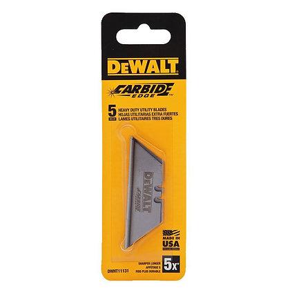 DEWALT Utility Carbide Blade 5pk DWHT11131