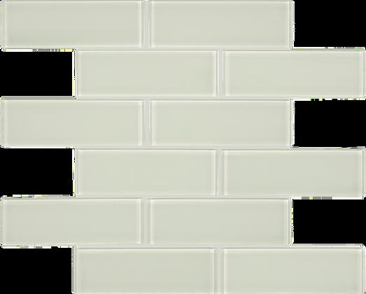 """POM Brick Content Cream 2"""" x 6"""""""