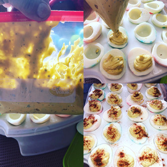 Deviled Eggs: Miracle Whip or Mayo?!