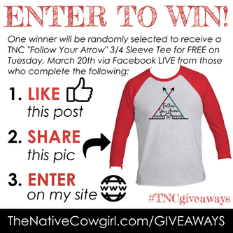 """""""Follow Your Arrow"""" Giveaway!!!"""