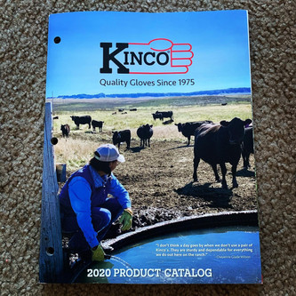 Kinco's Cover Girl