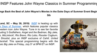 The Duke Days of Summer (Happy Birthday, America!)