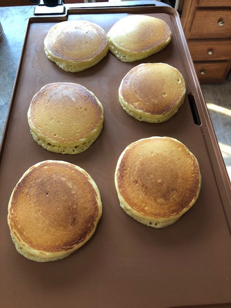 Ranch Pancakes!