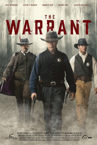 """The Warrant"" - Movie Review"