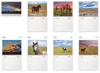 Giveaway & New Calendar!
