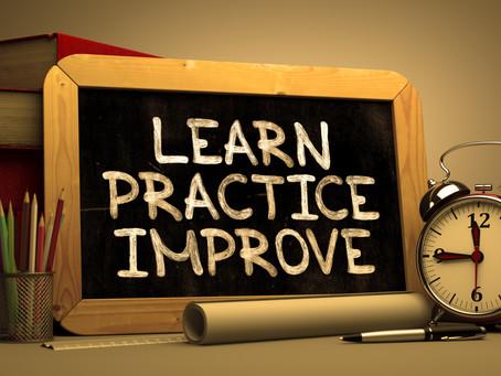 Practice to Improve
