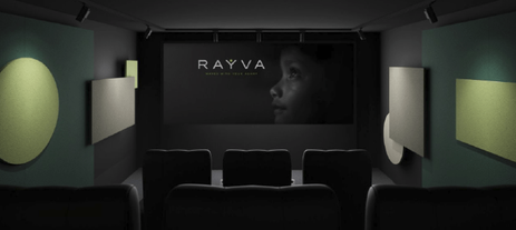 Integrated Media Systems Offers Rayva Turnkey Theater Solutions