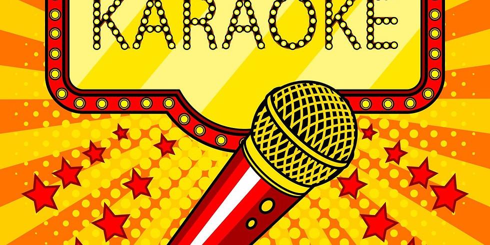 Karaoke w/ Patrick Davis
